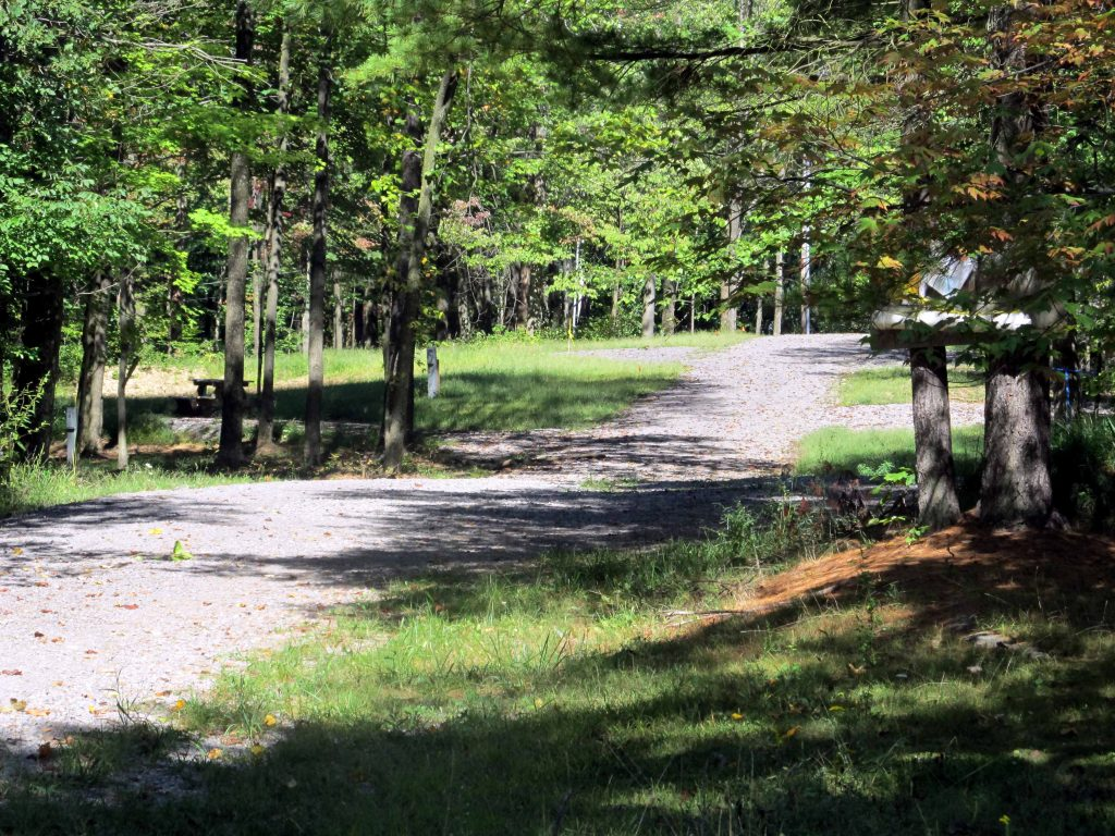 RV Park at Camp Tuscazoar
