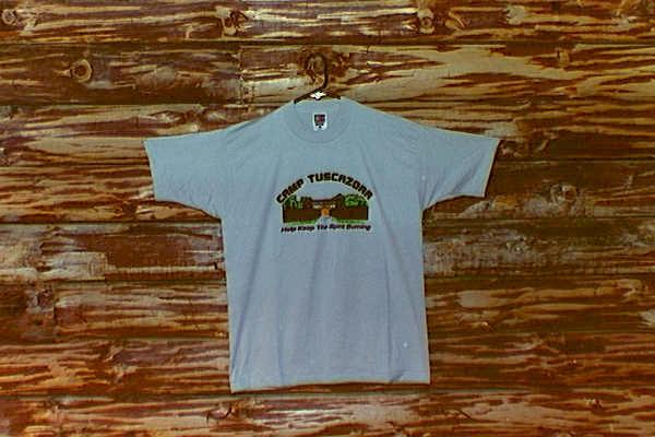 Camp Tuscazoar T-shirt