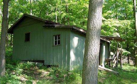 Troop 1 Cabin
