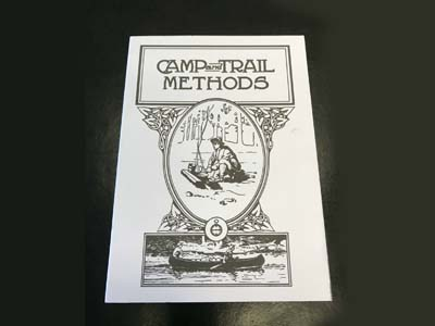 Camp Trail Methods Book
