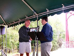 Dave Tschantz and Joe Bachman