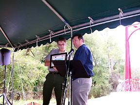 Dave Tschantz and Stan Rosenblatt