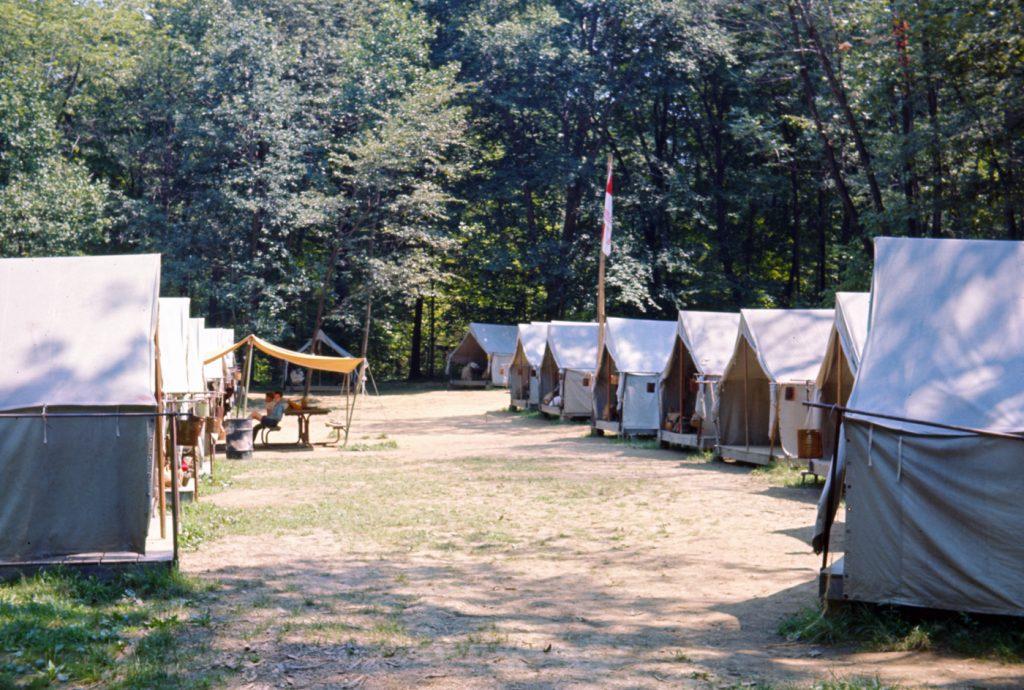 Lost Campsite 1969