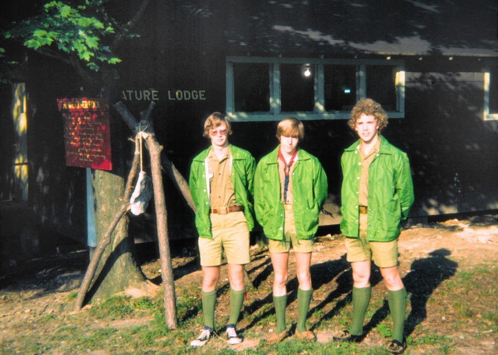 Nature Lodge and Ecology Staff 1976